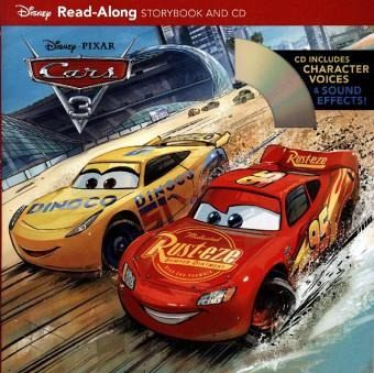 Cars  Big Golden Book Disney Pixar Cars