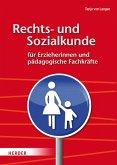 Rechts- und Sozialkunde für Erzieherinnen und pädagogische Fachkräfte (eBook, PDF)