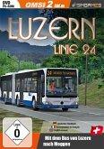OMSI 2 - Luzern Linie 24 (Addon)