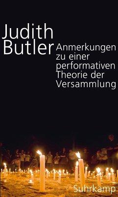 Anmerkungen zu einer performativen Theorie der Versammlung (eBook, ePUB) - Butler, Judith