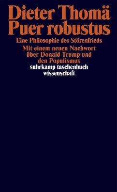 Puer robustus (eBook, ePUB) - Thomä, Dieter