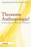 Theonome Anthropologie? (eBook, PDF)