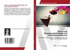 Sport und Bewegungstherapie mit TraumapatientInnen - Hainz, Alexandra