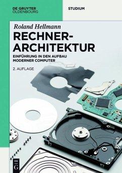 Rechnerarchitektur (eBook, PDF) - Hellmann, Roland