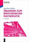 Übungen zum Brückenkurs Mathematik (eBook, PDF)
