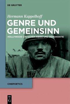 Genre und Gemeinsinn (eBook, PDF) - Kappelhoff, Hermann