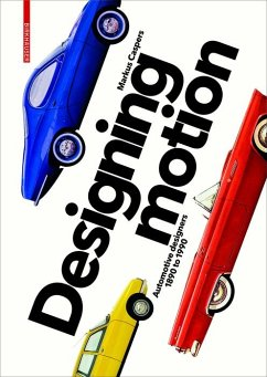 Designing Motion (eBook, PDF) - Caspers, Markus