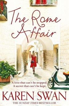 The Rome Affair - Swan, Karen