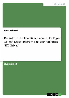 Die intertextuellen Dimensionen der Figur Alonso Gieshüblers in Theodor Fontanes