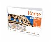 Rome Popout Map, 2 maps