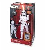 MTW Toys 3106400 - Star Wars (MER-822) Episode VII - Interaktiver Stormtrooper, Actionfigur mit Funktion, ca. 40 cm