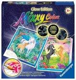 Ravensburger 29439 - Mixxy Colors, Aquarell - Treue Pferde