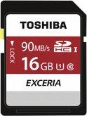 Toshiba Exceria N302 SDHC 16GB UHS-I