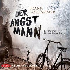Der Angstmann / Max Heller Bd.1 (MP3-Download) - Goldammer, Frank