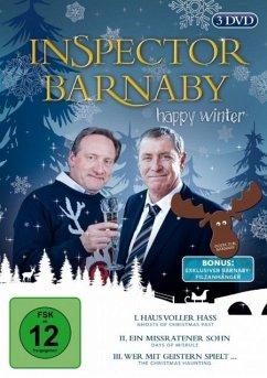 Inspector Barnaby - Happy Winter DVD-Box - Inspector Barnaby