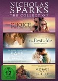 Nicholas Sparks - The Collection: The Choice - Bis zum letzten Tag, The Best of me - Mein Weg zu Dir, Safe Haven - Wie ein Licht in der Nacht, Message