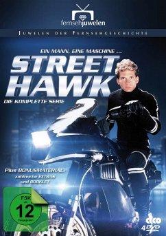 Street Hawk - Die komplette Serie (4 Discs) - Vogel,Virgil W.