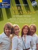 Abba Classics, for Piano, m. Audio-CD