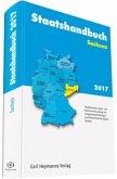 Staatshandbuch Sachsen 2017 / Staatshandbuch