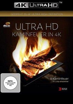 Ultra HD Kaminfeuer in 4K (4K Ultra HD)