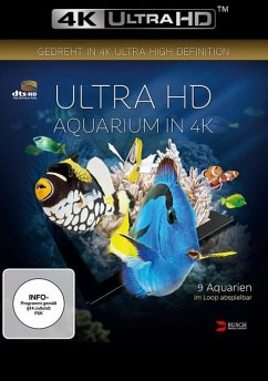 Ultra HD Aquarium in 4K (4K Ultra HD)