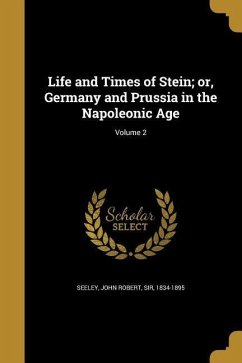 LIFE & TIMES OF STEIN OR GERMA