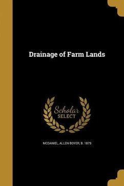 DRAINAGE OF FARM LANDS