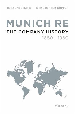 Munich Re (eBook, ePUB) - Bähr, Johannes; Kopper, Christopher
