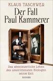 Der Fall Paul Kammerer (eBook, ePUB)
