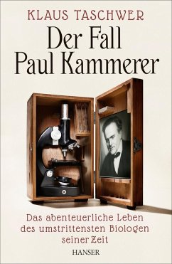 Der Fall Paul Kammerer (eBook, ePUB) - Taschwer, Klaus