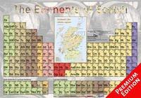 The Elements of Scotch - Poster 100x70cm - Premium Edition - Hirst, Rüdiger Jörg