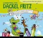 Liederhits mit Dackel Fritz, 3 Audio-CDs