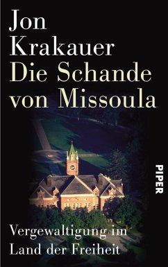 Die Schande von Missoula (eBook, ePUB) - Krakauer, Jon