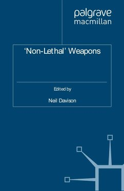 'Non-Lethal' Weapons (eBook, PDF)