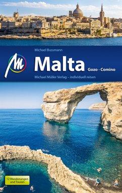 Malta Reiseführer Michael Müller Verlag (eBook, ePUB) - Bussmann, Michael
