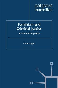Feminism and Criminal Justice (eBook, PDF)