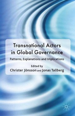 Transnational Actors in Global Governance (eBook, PDF)