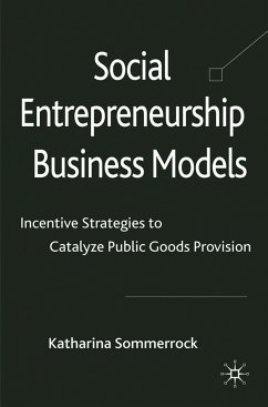 Social Entrepreneurship Business Models (eBook, PDF)