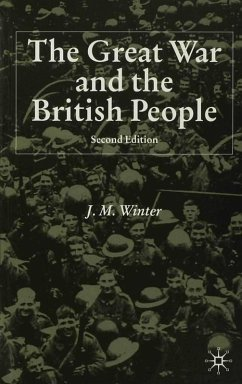 The Great War and the British People (eBook, PDF) - Winter, J.