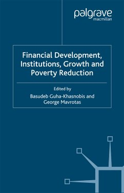 Financial Development, Institutions, Growth and Poverty Reduction (eBook, PDF)