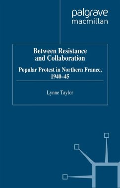Between Resistance and Collabration (eBook, PDF) - Taylor, L.
