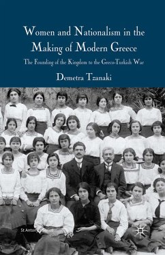 Women and Nationalism in the Making of Modern Greece (eBook, PDF)