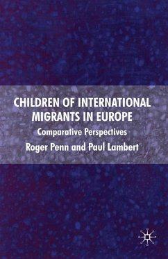 Children of International Migrants in Europe (eBook, PDF)