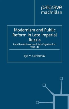 Modernism and Public Reform in Late Imperial Russia (eBook, PDF)