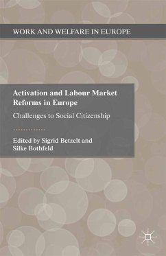 Activation and Labour Market Reforms in Europe (eBook, PDF)
