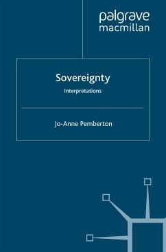 Sovereignty: Interpretations (eBook, PDF)