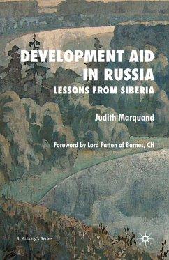 Development Aid in Russia (eBook, PDF)