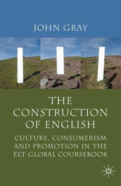 The Construction of English (eBook, PDF)