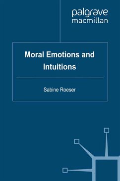 Moral Emotions and Intuitions (eBook, PDF)