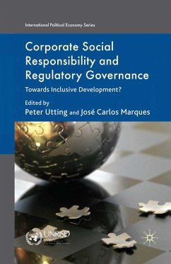 Corporate Social Responsibility and Regulatory Governance (eBook, PDF)